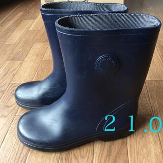 ファミリア(familiar)のファミリア 長靴 レインブーツ 21.0(長靴/レインシューズ)