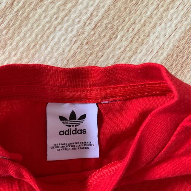 adidas(アディダス)のアディダス 70cm  キッズ/ベビー/マタニティのベビー服(~85cm)(Tシャツ)の商品写真