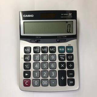 カシオ(CASIO)のCASIO 12桁電卓 新品!(オフィス用品一般)