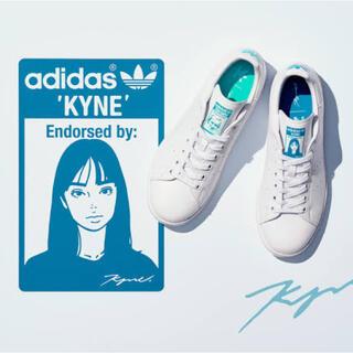adidas - kyne adidas キネ × アディダス スタンスミス