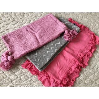Francfranc - Francfranc クッションカバー 3点set まとめ売り セット ピンク