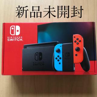 Nintendo Switch - 【新品未使用】 Nintendo Switch 本体 スイッチ 任天堂