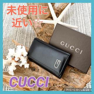 Gucci - 極上美品 CUCCI グッチ キーケース 6連 箱付き