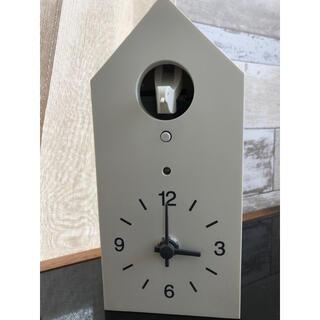 MUJI (無印良品) - 無印鳩時計 美品。