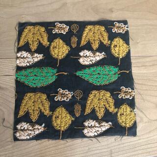 ミナペルホネン(mina perhonen)のミナペルホネン winter flags はぎれ ごく少量(生地/糸)