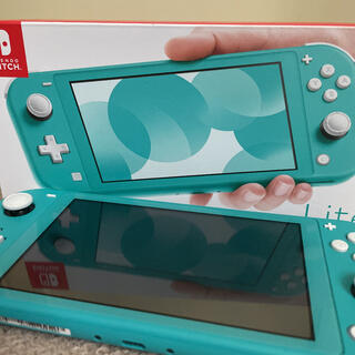 Nintendo Switch - Switch ターコイズ
