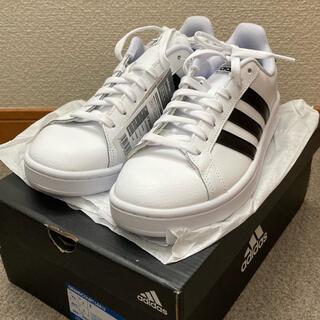 adidas - ★新品・未使用★adidas アディダス スニーカー 白 ホワイト
