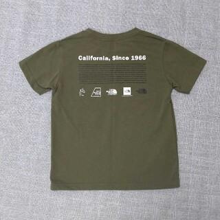 ザノースフェイス(THE NORTH FACE)のノースフェイス キッズ Tシャツ 120(Tシャツ/カットソー)