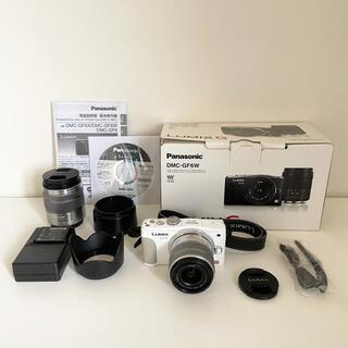 Panasonic - Panasonic デジタル一眼カメラ LUMIX DMC-GF6W