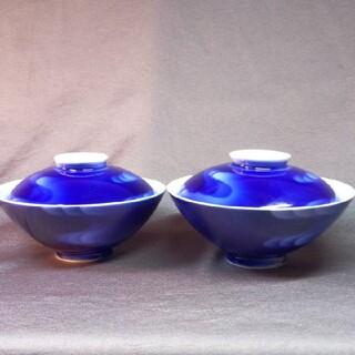 深川製磁 夫婦茶碗