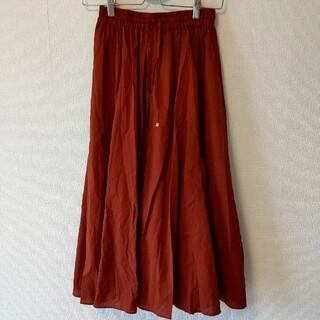 エニィスィス(anySiS)のany sis  ロングスカート サイズ0(ロングスカート)