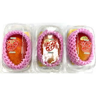 沖縄県産 沖縄マンゴー 1玉約350g 3パック(フルーツ)
