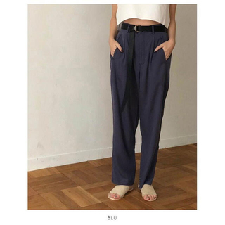 TODAYFUL - TODAYFUL Tapered Rough Pants テーパードラフパンツ
