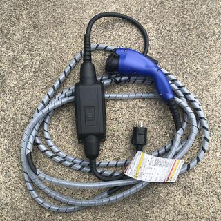 トヨタ(トヨタ)のG9060-47110 プリウス PHV 充電 ケーブル(汎用パーツ)