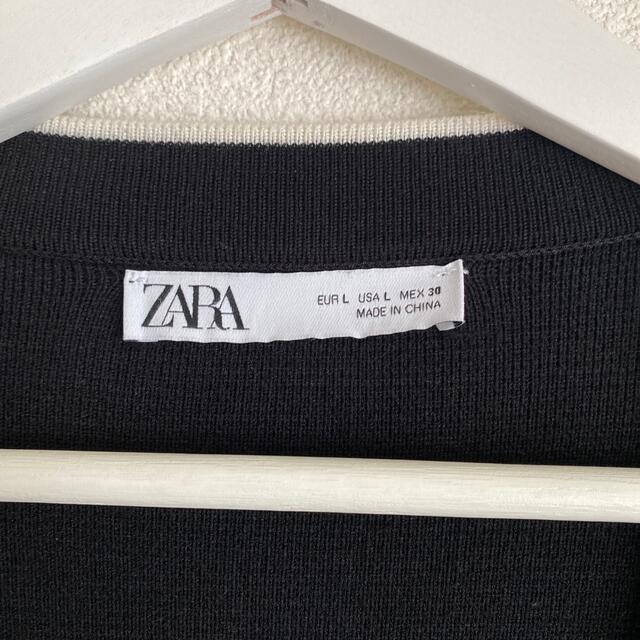 ZARA(ザラ)のZARA ロングカーディガン レディースのトップス(カーディガン)の商品写真