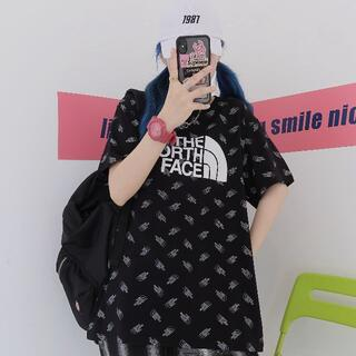 THE NORTH FACE - 極上美品THE NORTH FACE半袖のtシャツ