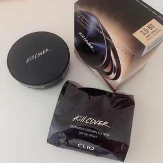 CLIO キルカバー ファンウェアクッションオールニュー 3.5 バニラ