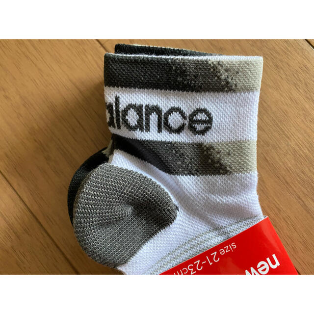 New Balance(ニューバランス)のL l 様 専用です‼︎ キッズ/ベビー/マタニティのこども用ファッション小物(靴下/タイツ)の商品写真