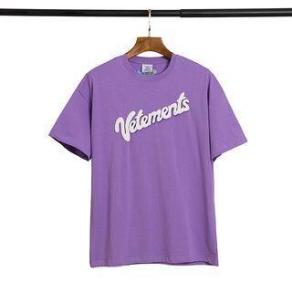 フィアオブゴッド(FEAR OF GOD)の新品 VETEMENTS 男女兼用 Tシャツ S-XL(Tシャツ/カットソー(半袖/袖なし))