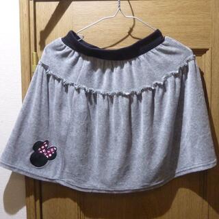 ニシマツヤ(西松屋)の西松屋 ディズニー ミニーちゃんのスカート サイズ160 <a773>(スカート)