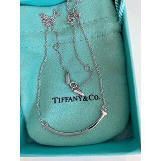 Tiffany & Co. - 大人気!Tiffany & Co. ティファニー スマイルネックレス