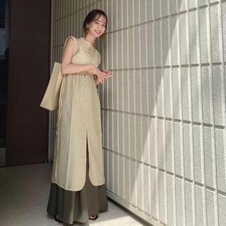 Louren organdy china dress 大人気完売 全3色