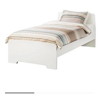 イケア(IKEA)のIKEAベッド(シングルベッド)
