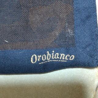 オロビアンコ(Orobianco)のOrobiancoハンカチ(ハンカチ/ポケットチーフ)