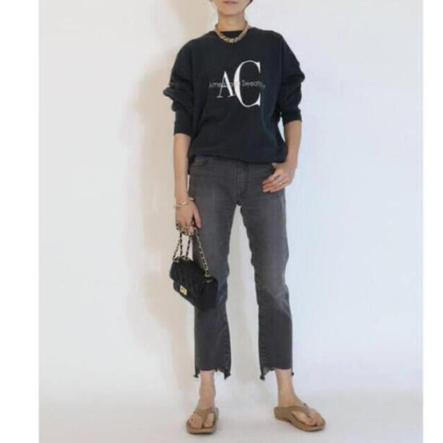 L'Appartement DEUXIEME CLASSE(アパルトモンドゥーズィエムクラス)の専用 【SURT/サート】 イレギュラーヘム タイトフィット 38 レディースのパンツ(デニム/ジーンズ)の商品写真