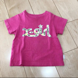 X-girl Stages - エックスガールステージス Tシャツ