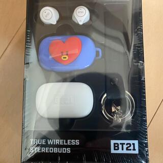 BTS BT21 公式グッズ  Bluetoothワイヤレスイヤホン TATA