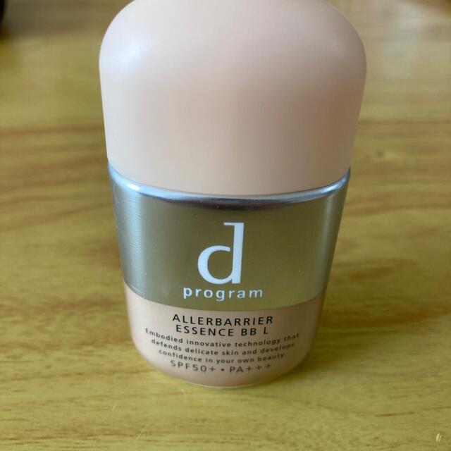 d program(ディープログラム)のnuts様専用 dプログラム アレルバリア エッセンスBB N ライト コスメ/美容のベースメイク/化粧品(BBクリーム)の商品写真