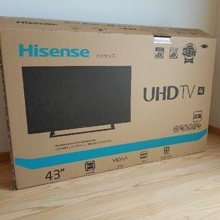 ハイセンス 4KUHDテレビ 43E6800