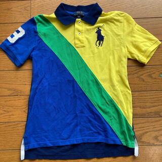 POLO RALPH LAUREN - ラルフローレン ポロシャツ 半袖 ビックポニー 140cm