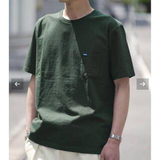 KAVU - KAVU カブ ex true logo t tシャツ