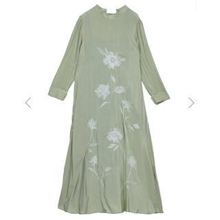 Ameri VINTAGE - Ameri vintage☆2WAY FLOWER GARDEN DRESS