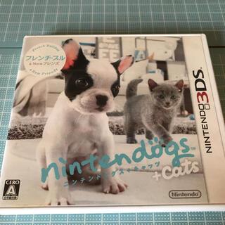 nintendogs + cats フレンチ・ブル&Newフレンズ 3DS