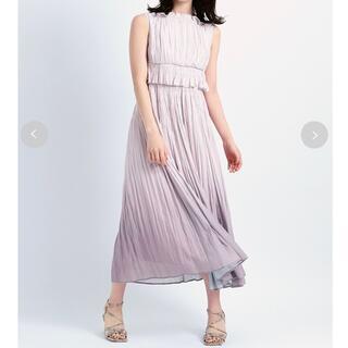 FRAY I.D - celford  セルフォード グラデーションプリントドレス