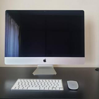 Mac (Apple) - imac27インチ