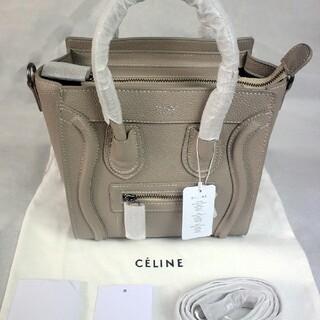 celine - CELINE セリーヌ  LUGGAGE MICRO
