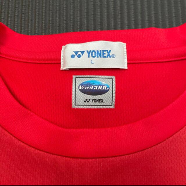 YONEX(ヨネックス)のYONEX ゲームシャツ スポーツ/アウトドアのテニス(ウェア)の商品写真