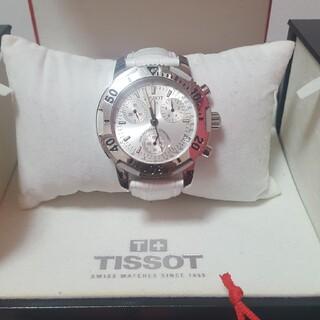 ティソ(TISSOT)のTISSOT (ティソ) PRS200 クロノグラフ(腕時計(アナログ))