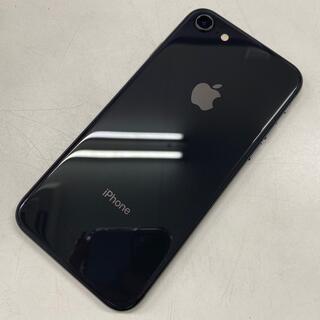 iPhone - SIMフリー☆中古 iPhone8 64GB スペースグレイ