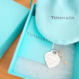 Tiffany & Co. - Tiffany♡ティファニー♡ リターン トゥ ティファニーハートキーペンダント