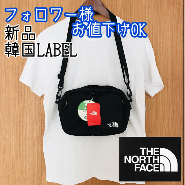 THE NORTH FACE(ザノースフェイス)の新品/THE NORTH FACE KOREA/CROSS BAG M メンズのバッグ(ショルダーバッグ)の商品写真