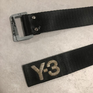 ワイスリー(Y-3)のY-3 ヨウジヤマモト ベルト ブラック(ベルト)