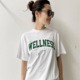 L'Appartement DEUXIEME CLASSE - L'Appartement 【スポーティアンドリッチ】LOGO TEE