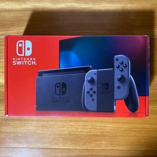 Nintendo Switch - ニンテンドースイッチ グレー