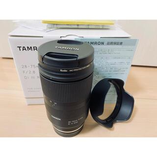 TAMRON - 【ほぼ美品】Tamron 28-75mm F/2.8 Di III RXD