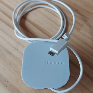 NTTdocomo - ドコモポータブルACアダプター01kuruko